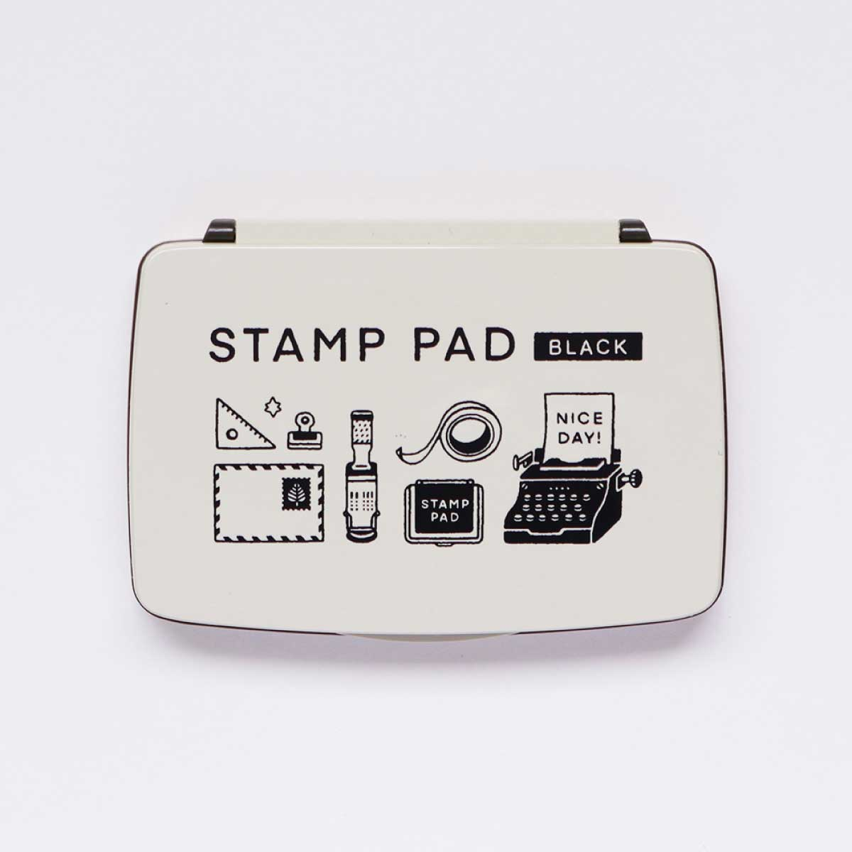 コラボ STAMP PAD [eric] (ブラック)